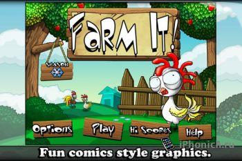 Farm it! Seasons - куры в беде