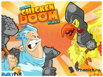 Chicken Doom - Tower Defense для iPhone / iPad