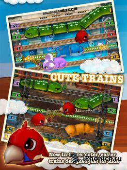 Train Conductor - Очень захватывающая игра
