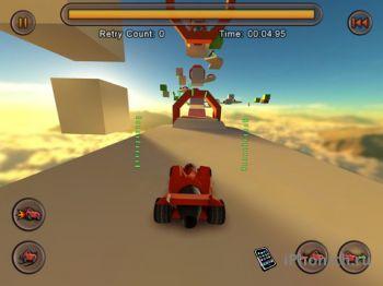 Jet Car Stunts - лучшая игра для iOS 2009 года