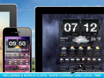 Weather+ - Погода на iPhone и iPad