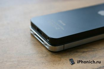 Видео и фото: прототим нового iPhone 5