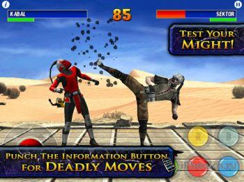 Ultimate Mortal Kombat™ 3 для iPhone и iPad