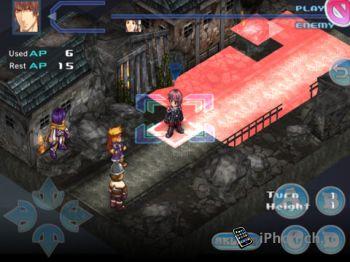 Spectral Souls - тактической RPG на iDevice
