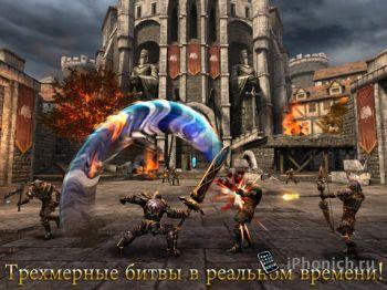 Wild Blood - новая игра от Gameloft