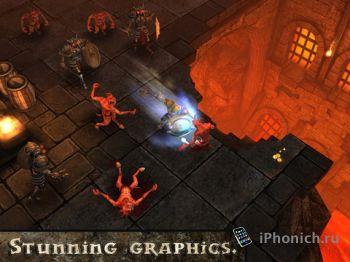 ORC: Vengeance - невероятная приключеческая RPG