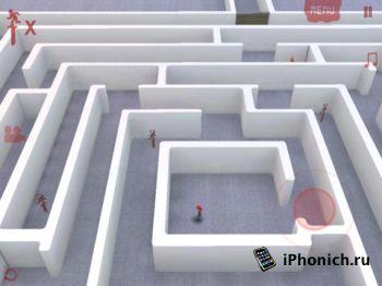 MazzyBoy - трехмерная игра лабиринт