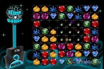 Jewel Blast - интересная игра для iPhone
