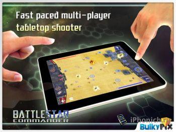 BattleStar Commander - фантастический космический экш