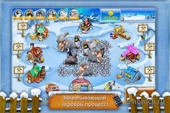 Веселая ферма 3 — Ледниковая эра для iPhone