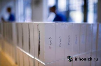 Ограниченные поставки iPhone 5 обусловлены проблемами с экраном in-cell