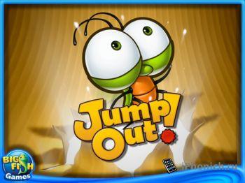 Jump Out! - Великолепная игра с креативными персонажами!