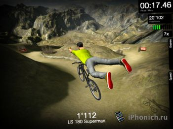 DMBX 2 – Mountain Bike and BMX - выполняем трюки на великах