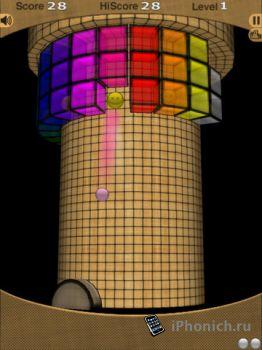 BlocksTouch 3D - арканоид для iPhone и iPad