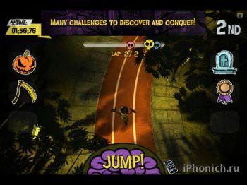 World League Zombies Run - гонки с препятствиями и жестокими противниками