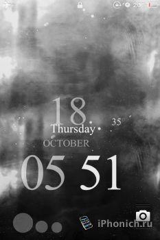 LS Magical  - тема для iPhone 4S