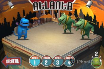 Карточный акшн Monster Attack! для iPhone / iPod