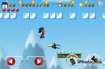 Super World Adventures - качественный клон Супер Марио