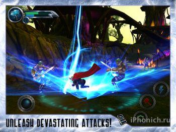 THOR: Son of Asgard -  защитите королевство Одина от врагов!