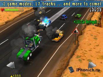 Reckless Getaway - лучшая игра лота 2011