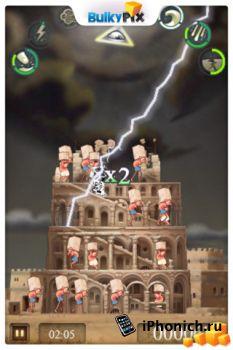 BABEL Rising - бесплатная игра для iPhone