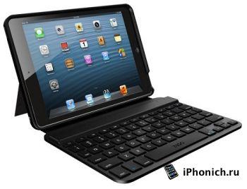 Выпущены чехлы с клавиатурой для iPad Mini