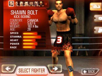 Iron Fist Boxing HD Edition - игра 3D MMA в режиме реального времени