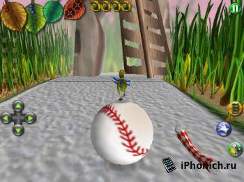 Bugdom 2 - Лучшая приключенческая игра для iOS!