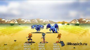 Vay - классическая RPG с графикой на широкий экран