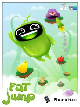 Fat Jump Pro - Отличная игра!