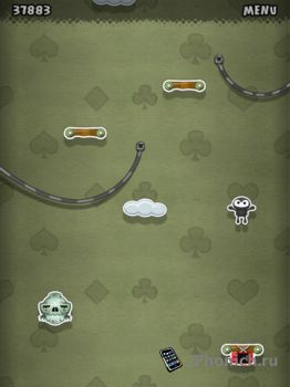Jump and Fly - Лучше чем Doodle Jump