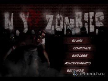 N.Y.Zombies - трёхмерный шутер на выживание
