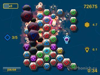 Hexius - захватывающая игра-головоломка