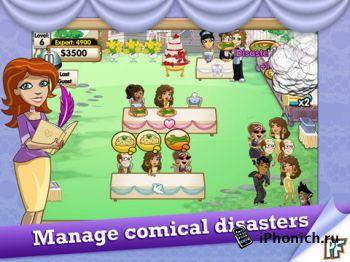 Wedding Dash Deluxe - самая рамонтичная Dash игра