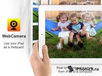 WebCamera - iPhone как веб камера