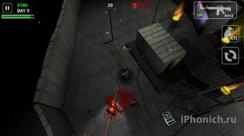 Z.I.D 2 : ZOMBIES IN DARK 2 - Z.I.D 2 представляет собой 3D шутер