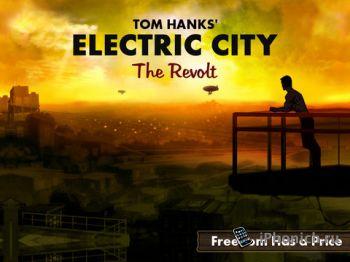 ELECTRIC CITY The Revolt - поднимите восстание и верните людям свободу