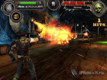 Bladeslinger Ep.1 - мистический вестерн для iOS