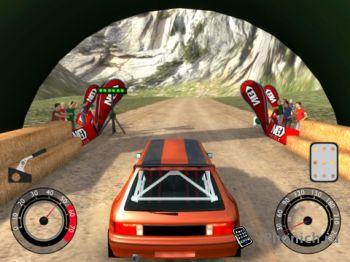 Xtreme Rally Championship - Один из самых экстремальных видов спорта