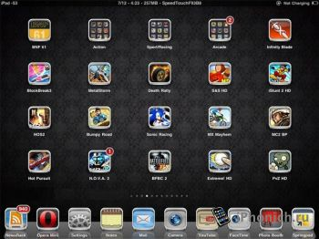 INpulse для iPad [Cydia Repo]