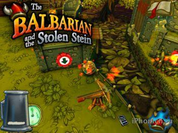 The Balbarian - участвуйте в настоящих боях Варворов!