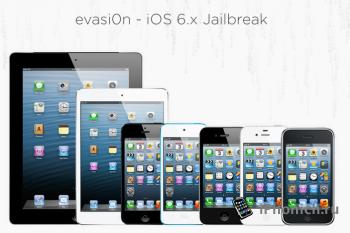 Ура! Джейлбрейк evasi0n для iOS 6.x вышел!