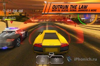 Need for Speed™ Hot Pursuit - большие гонки для настоящих гонщиков
