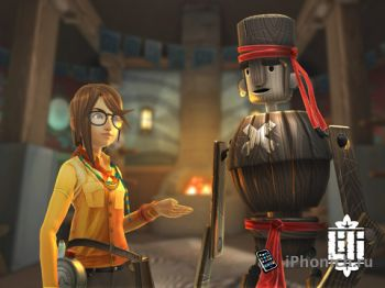 Lili™ - Отличная игра. Хорошая графика. Большой мир. Много персонажей.