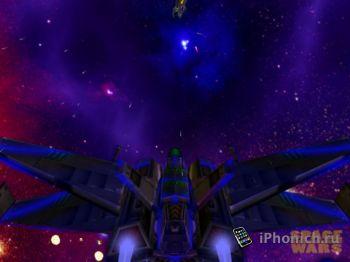 Space Wars 3D Star Combat Simulator для iPhone / iPad