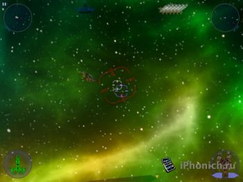 Space Wars 3D Star Combat Simulator для iPhone / iPad