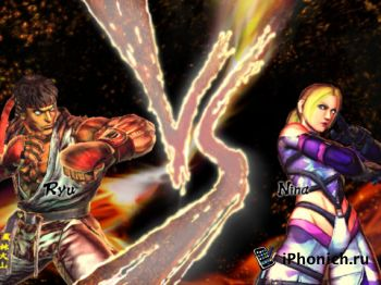 STREET FIGHTER X TEKKEN Gauntlet - файтинг.