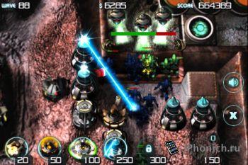 Sentinel: Mars Defense - научно-фантастическая стратегическая игра