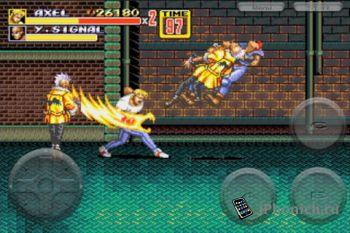Streets of Rage II - игра жанра beat 'em up выпущенная фирмой Sega в 1992 году