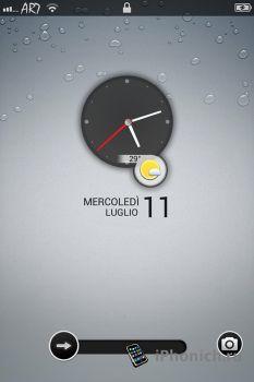 LS iMatte Old School - заставка для iPhone 4s